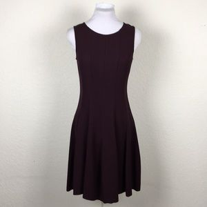 THEORY Fit & Flare A-line Dress
